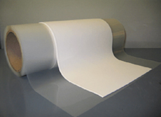 Roll of green unfired Cover Plate Tape